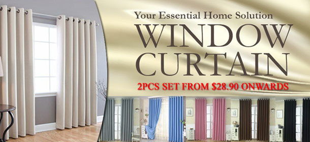 Window Curtain Fair