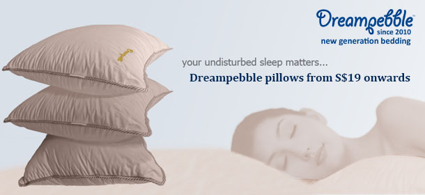 Dreampebble Pillow Collection
