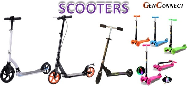 【SCOOTER】