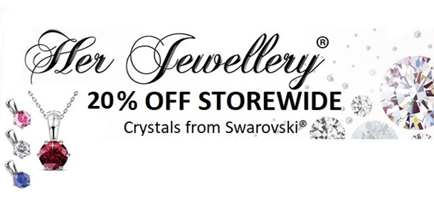 Her Jewellery© 20% Off Storewide