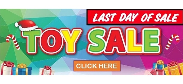 【TOY SALE】