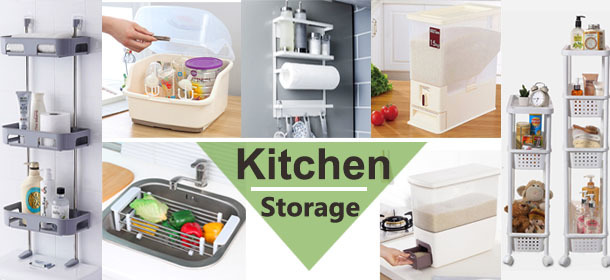 AMAZING Kitchen Storage Gadgets!Don't Miss Out!