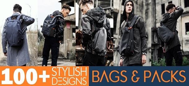 Versatile bags and pouches, multi-purpose!