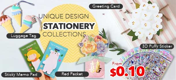 [Bunny Room]Unique Stationery Collections/Goodie/Gift