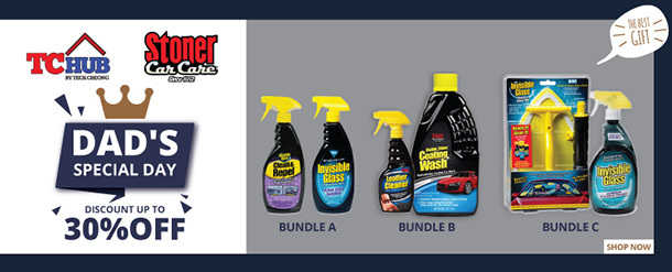 Stoner Car Care Father's Day Promo 2018