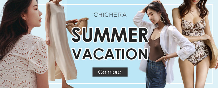 [CHICHERA] SUMMER VACATION★ Free Shipping & Special Price