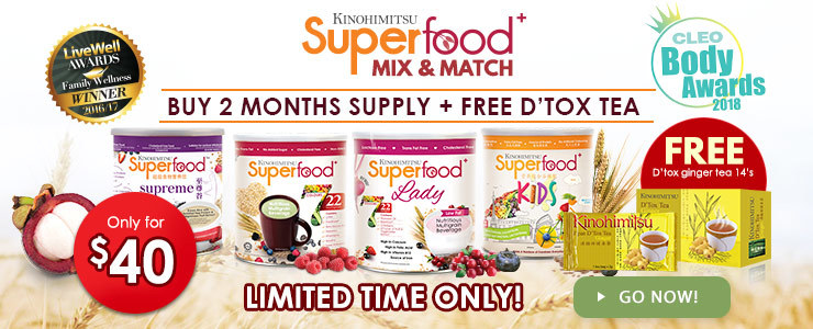 Superfood Series