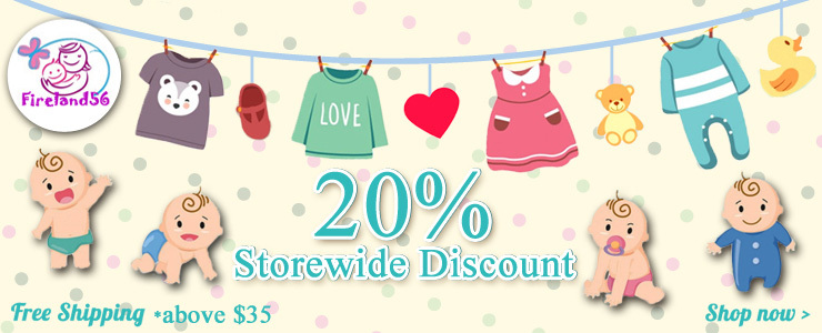 20% OFF FIRELAND56 BABY ITEMS SUPER SALES