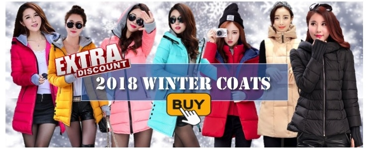 2018 Winter Coats Jackets