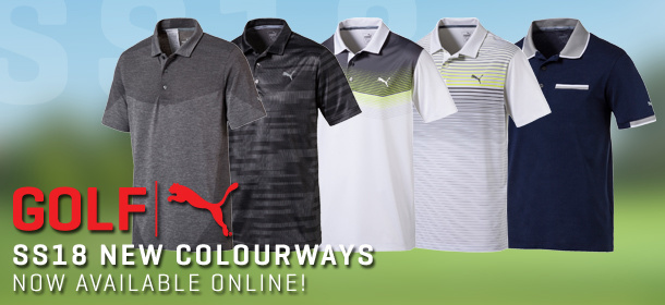 New Arrivals : Golf Apparel