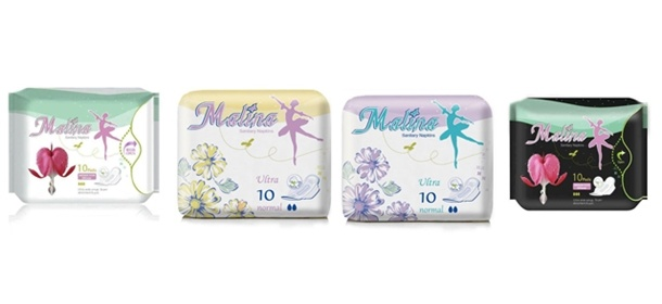 Sanitary Napkin ULTRA THIN WINGS