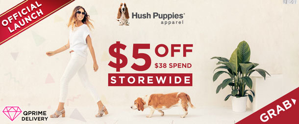 Hush Puppies Official Launch