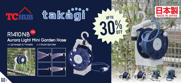 Takagi New Product Launch 2018