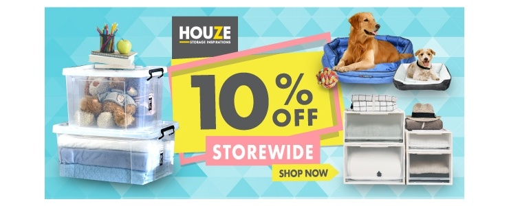 HOUZE - THE HOMEWARE SUPERSTORE