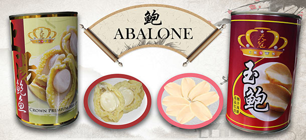 ABALONE - Premium Dinner with Family