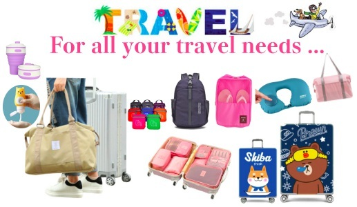 For all your travel needs