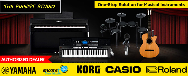 One-Stop Solution for Music Instruments