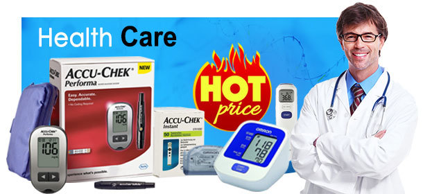 Health Monitor @ Our Shop #