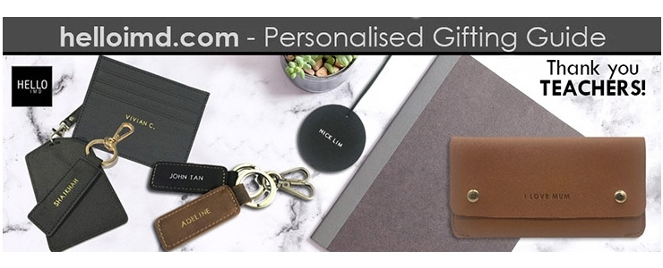 Personalised Gifting Guide