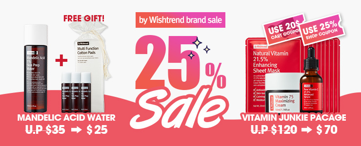 By Wishtrend 25% OFF
