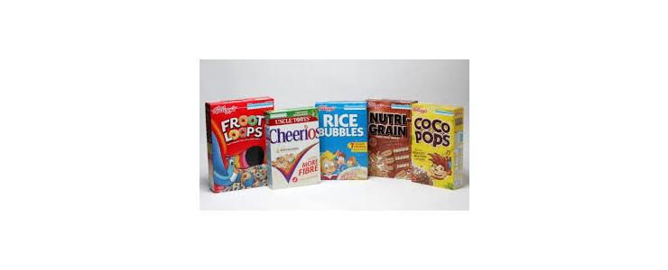 Breakfast Cereals Good Deals