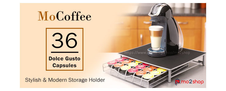 MoCoffee - Dolce Gusto Capsules Holder