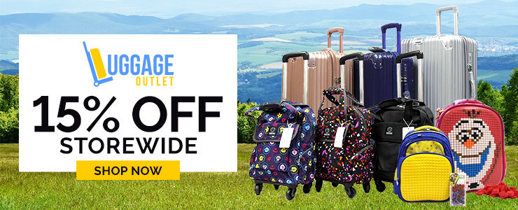 Luggage Outlet 10.10 SALE!
