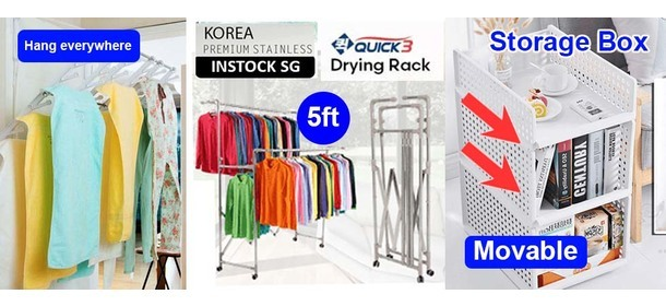 Price down for supersale ! Home Racks / Storage box