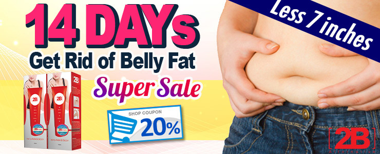 Get Rid of Belly Fat and Flabby Arms