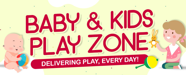 Baby & Kids Play Zone