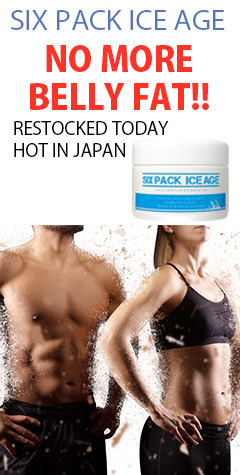 RESTOCKED! Japan Six Pack Ice Age Gel☆