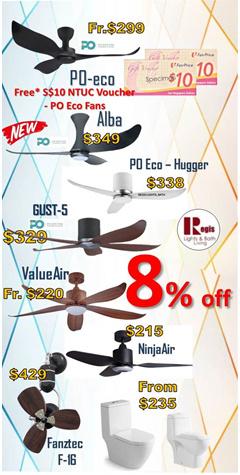 PO ECO Official Store - REGIS ACE