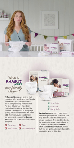 Bambo Diaper BIG SALE