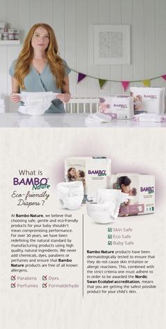 Bambo Diaper BIG SALE