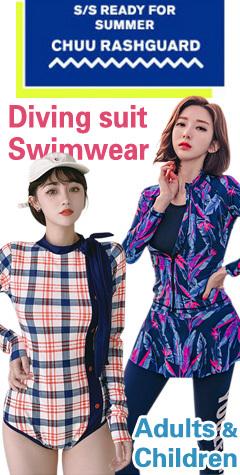 Sexy Bikini Diving suit Swimwear