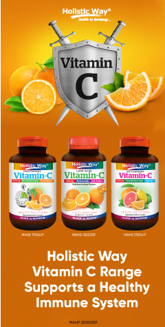 All the Vitamins + Minerals you will ever need! The more  the merrier!