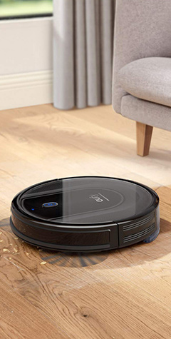 eufy Vacuum Cleaner / eufy Security