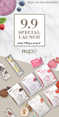 9.9 Special Launch NUPO