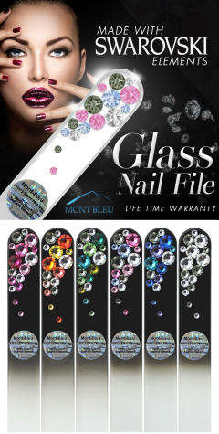 Nail Files with Lifetime Warranty