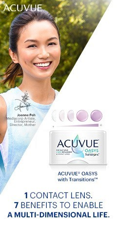 ACUVUE OASYS® with Transitions™