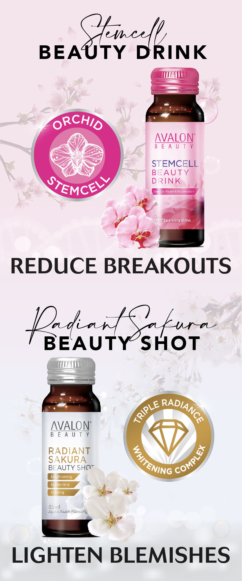Reduce Breakouts, Lighten Blemishes