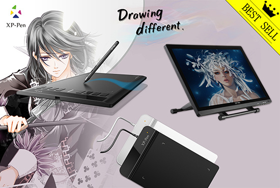 XP-Pen Graphics Tablet 」 - Qoo10-XP-Pen Professional