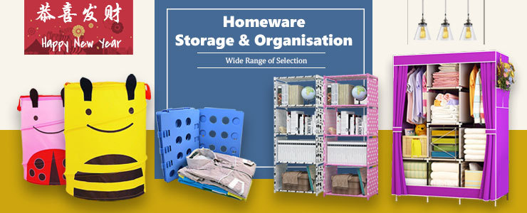Homeware Storage & Organizer