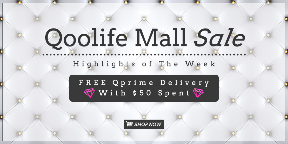 Qoolife Mall Sale