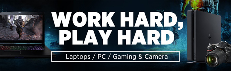For Your PC, Gaming and Networking Needs!