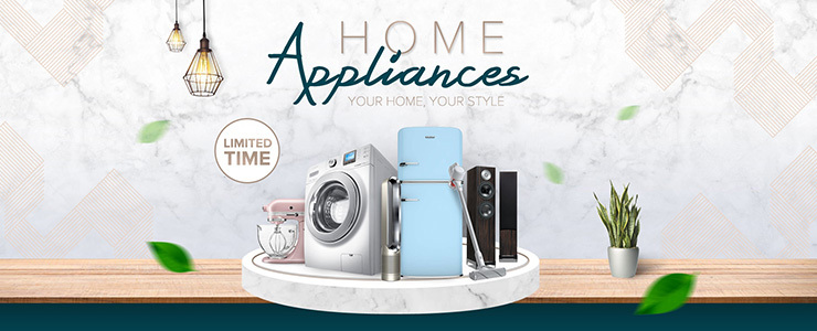Home Appliances Page