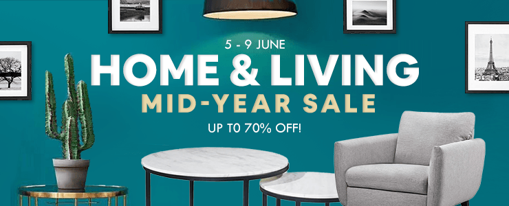 Home & Living Mid-Year Sale