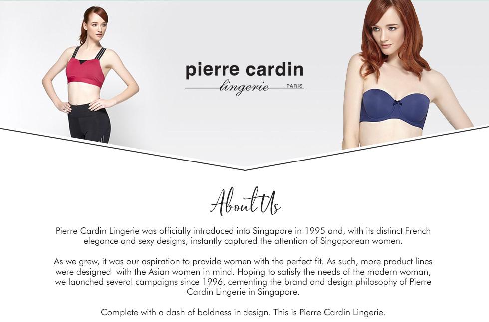 879af214b8e652 Qoo10 Shop 「Pierre Cardin Lingerie」