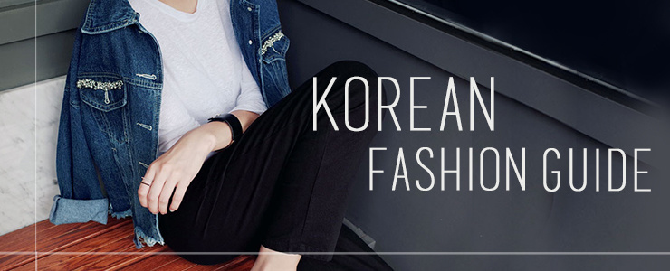 2017 Women's Korean Style Outfits