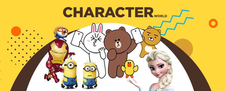 Character World!